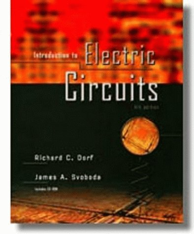 9780471192466: Introduction to Electric Circuits
