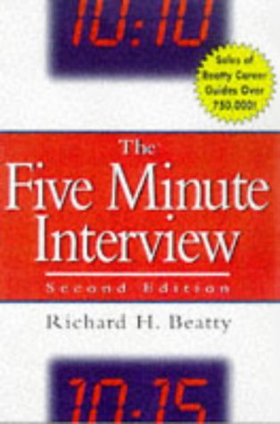 9780471192954: The Five Minute Interview