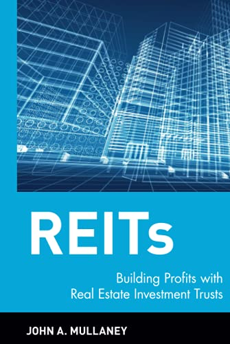 9780471193241: REITs: Building Profits with Real Estate Investment Trusts