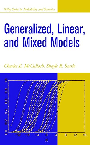 9780471193647: Generalized, Linear, and Mixed Models (Wiley Series in Probability and Statistics)