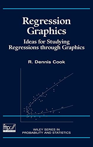 9780471193654: Regression Graphics: Ideas for Studying Regressions Through Graphics