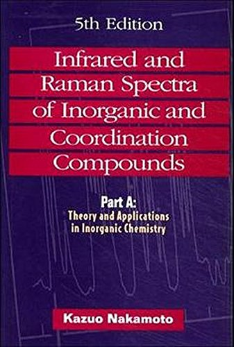 9780471194064: Infrared and Raman Spectra of Inorganic and Coordination Compounds, 2 Volume Set