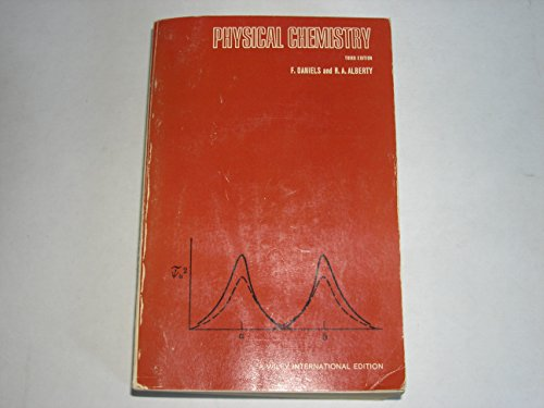 9780471194743: Physical Chemistry