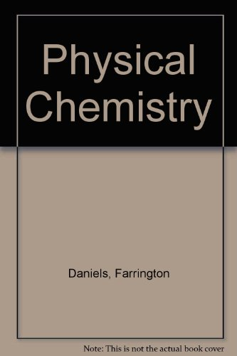 9780471194750: Physical Chemistry