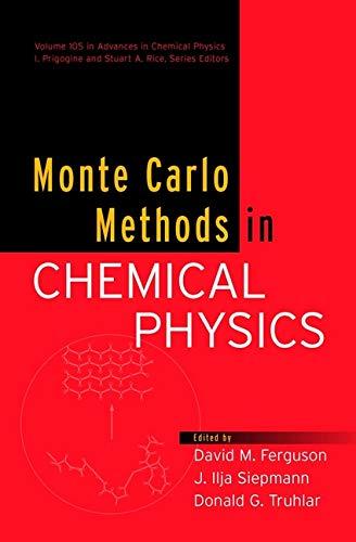 Monte Carlo Methods in Chemical Physics: v. 105 (Hardback)