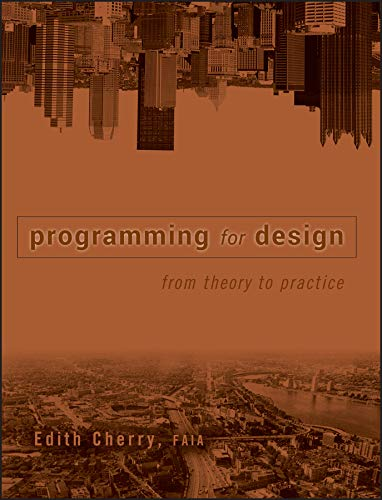 9780471196457: Programming for Design: From Theory to Practice