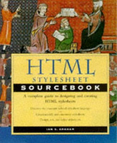 9780471196648: HTML Stylesheet Sourcebook (Sourcebooks)