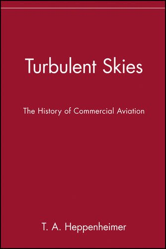 9780471196945: Turbulent Skies: The History of Commercial Aviation