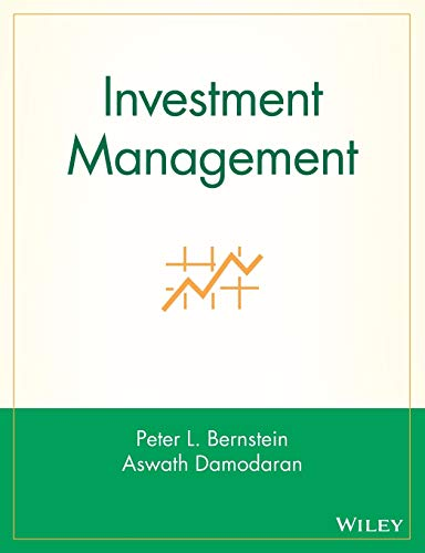 9780471197157: Investment Management (Frontiers in Finance)