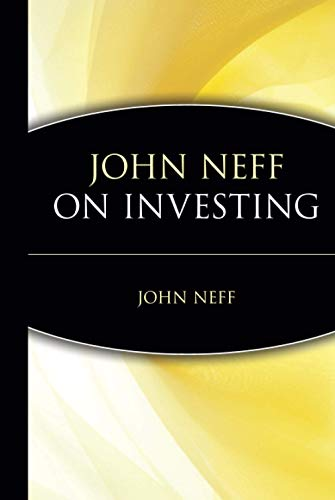 9780471197171: John Neff on Investing (Finance & Investments)