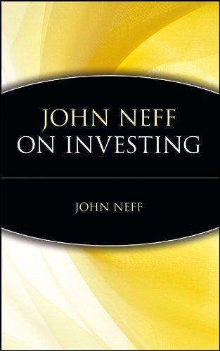 9780471197171: John Neff on Investing