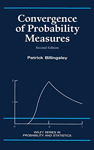 9780471197454: Convergence of Probability Measures (Wiley Series in Probability and Statistics)