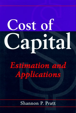 9780471197515: Cost of Capital: Estimation and Applications (CPA Practice Guide)