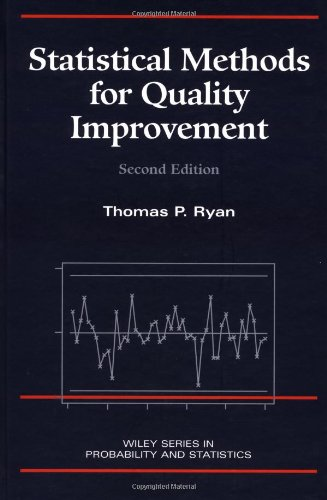 9780471197751: Statistical Methods for Quality Improvement (Wiley Series in Probability and Statistics)