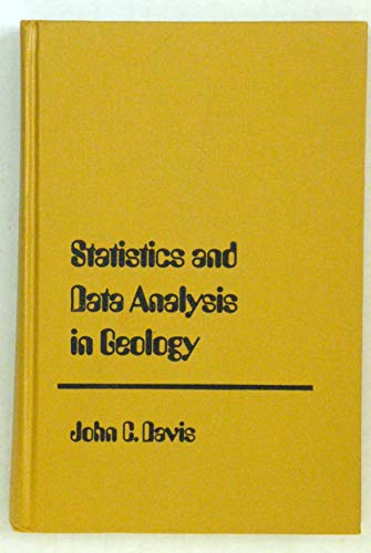 9780471198956: Statistics and Data Analysis in Geology