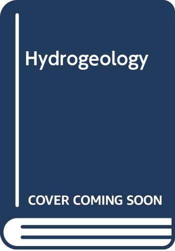 9780471199007: Hydrogeology