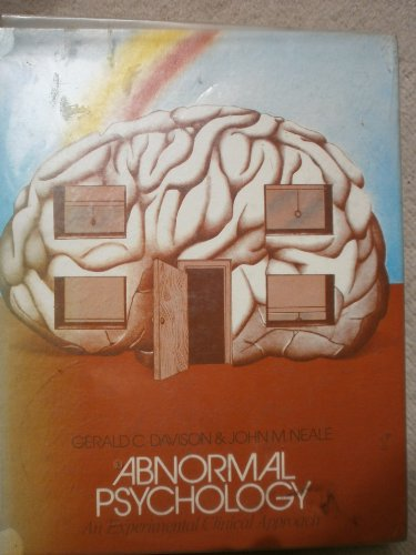 9780471199205: Abnormal Psychology