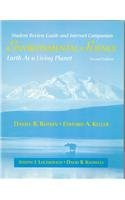 9780471199632: Review Guide with Internet Companion to Accompany Environmental Science: Earth As a Living Planet, Second Edition