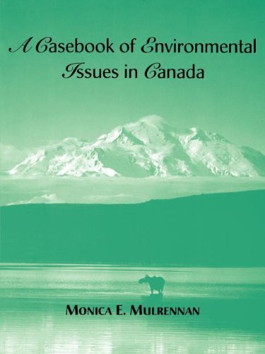 9780471199649: A Casebook of Environmental Issues in Canada
