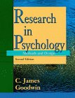 9780471199861: Research in Psychology: Methods and Design