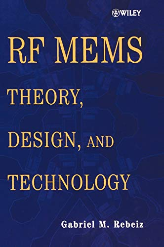 9780471201694: RF MEMS: Theory, Design, and Technology