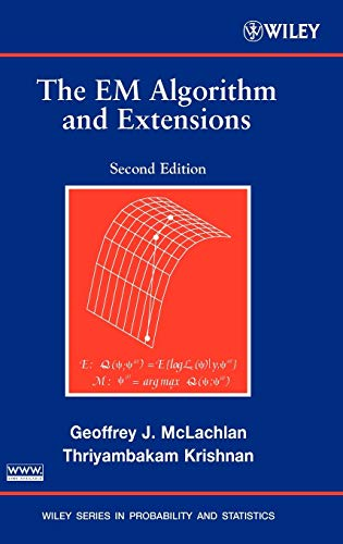 9780471201700: The EM Algorithm and Extensions