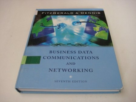 9780471202042: Business Data Communications and Networking: AND Student Survey Set