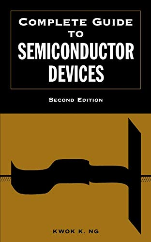9780471202400: Complete Guide to Semiconductor Devices