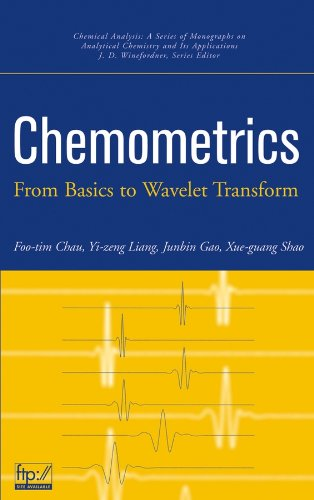 9780471202424: Chemometrics: From Basics to Wavelet Transform
