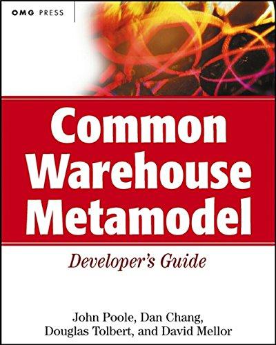9780471202431: Common Warehouse Metamodel Developer's Guide (OMG)