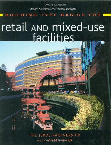 9780471203223: Building Type Basics for Retail and Mixed-Use Facilities