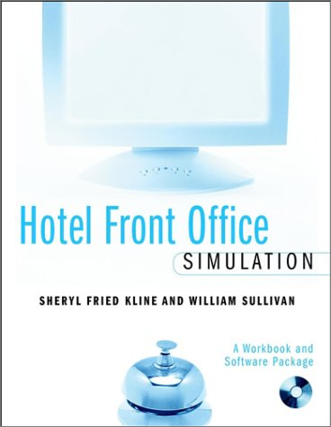 9780471203315: Hotel Front Office Simulation: A Workbook and Software Package