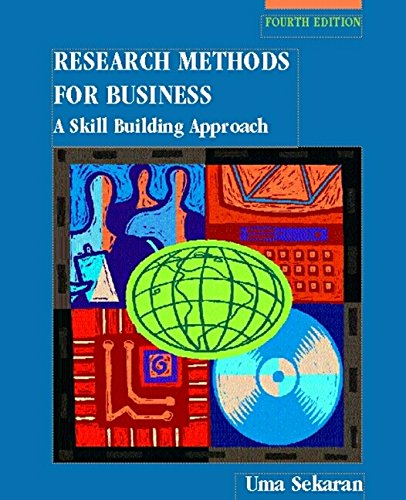 9780471203667: Research Methods for Business: A Skill Building Approach