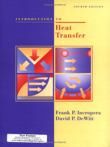 9780471204534: Introduction to Heat Transfer
