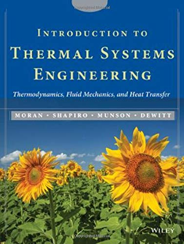 9780471204909: ntroduction to Thermal Systems Engineering: Thermodynamics, Fluid Mechanics, and Heat Transfer