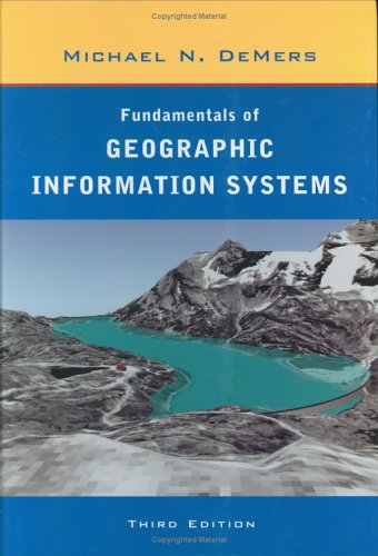 9780471204916: Fundamentals of Geographic Information Systems