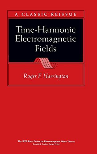 9780471208068: Time-Harmonic Electromagnetic Fields
