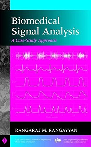 9780471208112: Biomed Signal Analysis: A Case-study Approach (IEEE Press Series on Biomedical Engineering)