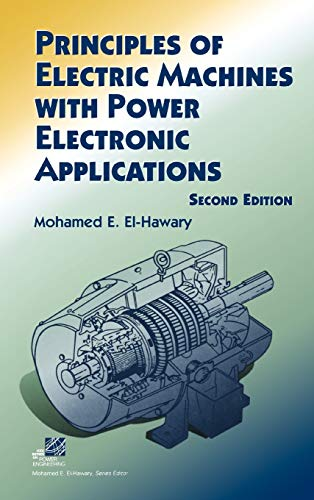 9780471208129: Principles of Electric Machines with Power Electronic Applications