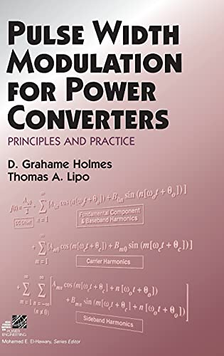 9780471208143: Pulse Width Modulation for Power Converters: Principles and Practice (IEEE Press Series on Power Engineering)