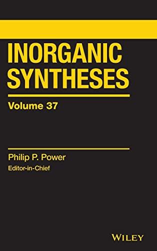 33: Inorganic Syntheses