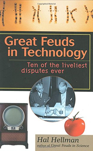 9780471208679: Great Feuds in Technology: Ten of the Liveliest Disputes Ever
