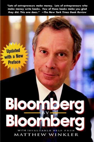 9780471208884: Bloomberg by Bloomberg (Finance & Investments)