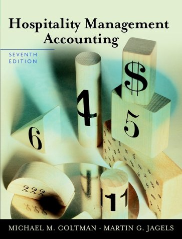 9780471209539: Hospitality Management Accounting