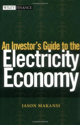 9780471210870: An Investor's Guide to the Electricity Economy (Wiley Finance)