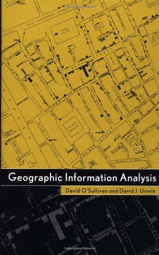 9780471211761: Geographic Information Analysis