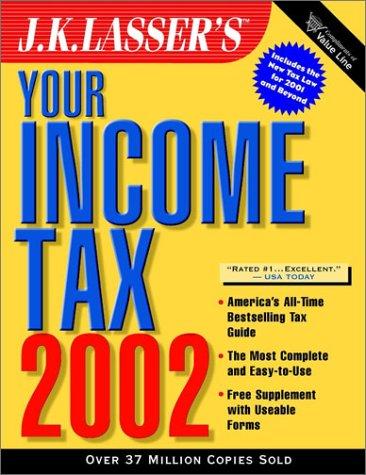 9780471212218: J.K. Lasser's Your Income Tax 2002 - Valueline