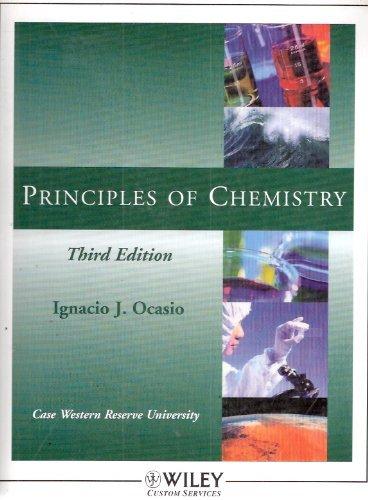 9780471213222: Principles of Chemistry (Case Western Reserve University)