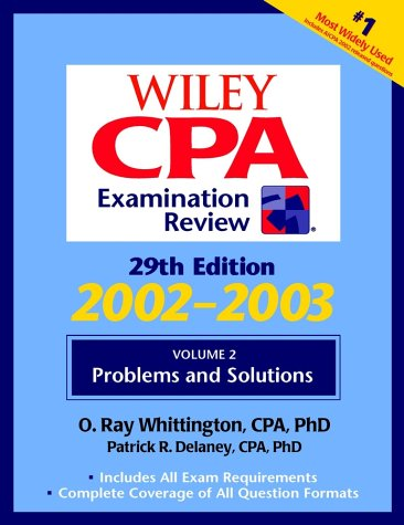 Wiley CPA Examination Review, Problems Solutions - AbeBooks