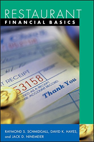 9780471213796: Restaurant Financial Basics
